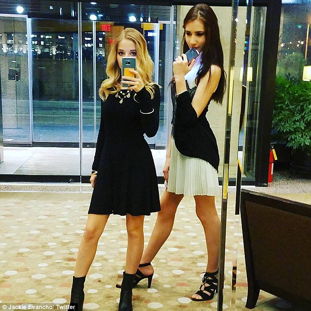 juliet evancho fashion model
